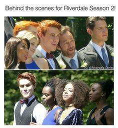 Fred yessss ! Or probably it's just a dream even the one where it seems Archie is getting married to Veronica