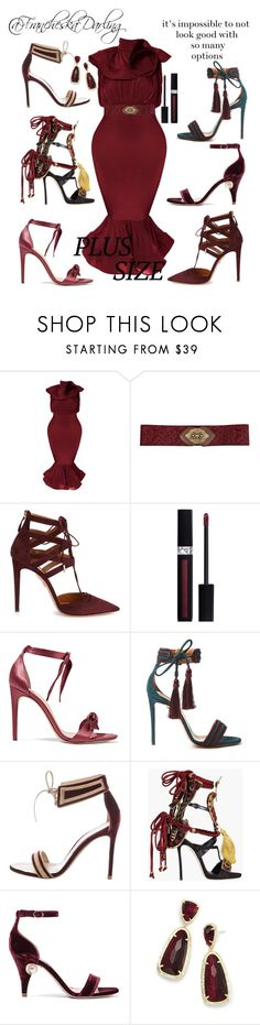 """""""Who Did That? 1-18-18"""" by francheskadarling ❤ liked on Polyvore featuring Etro, Aquazzura, Christian Dior, Alexandre Birman, Gianvito Rossi, Dsquared2, Nicholas Kirkwood, Kendra Scott and shoeweakness"""