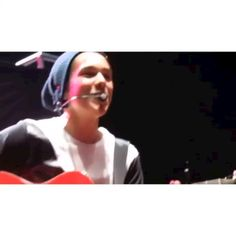 Austin performing All I Ever Need