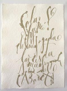 Yves Leterme Calligraphy Yves Leterme Pinterest