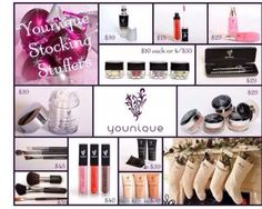 Christmas shopping made simple... Every woman on your shopping list DONE! www.youniquelykristina.com