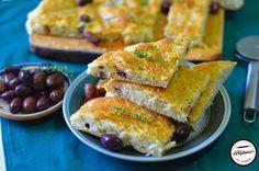 Focaccia cu masline French Toast, Breakfast, Food, Morning Coffee, Essen, Meals, Yemek, Eten