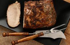 Pork in Bourbon Maple Marinade