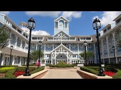BEACH CLUB RESORT & VILLAS Comprehensive Tour - Walt Disney World Florida - YouTube