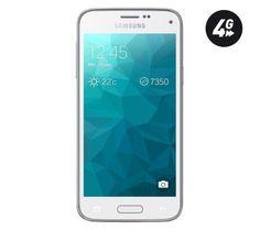 Vera e propria prodezza tecnologia, il Galaxy S5 mini conserva tutte le caratteristiche più apprezzate del suo fratello maggiore, il Galaxy S5, racchiuse in uno smartphone più piccolo e maneggevole.