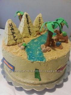 Stupendous 43 Best Egyptian Cake Ideas Images Cake Egyptian Party Egyptian Funny Birthday Cards Online Necthendildamsfinfo