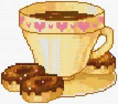 Coffee Free Download Pattern