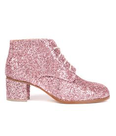 ILFLOR. Sparkly pink shoes. Every girl needs them at some point in their life!