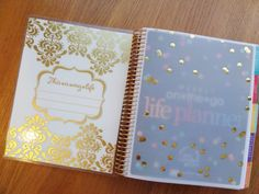 REVIEW: Erin Condren 2014-15 Life Planner | The Beauty Mama #eclifeplanner14