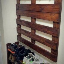 45 Diy Project Garage Storage And Organization Use A Pallet Diy Projects Garage Pallet Organization Ideas Diy Pallet Furniture