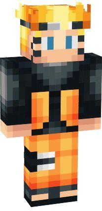 Skin Do Naruto Nova Skin Naruto Minecraft Skins Cool Horse Armor