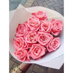 beautiful bouquet of roses