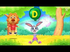 Learn Letters From ABC Kids - Educational Games For Kids - Learn The Alp...