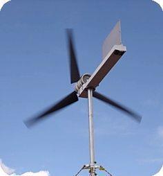 zelf een windmolen maken