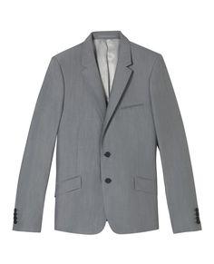 Veste de costume en laine - Nouvelle Collection - The Kooples