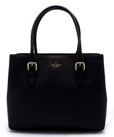 Loving This Black Cove Street Airel Leather Shoulder Bag On Zulily Zulilyfinds Harrods