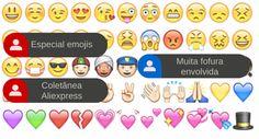 Coletânea de Emojis do Aliexpress - Almofadas, Roupas, Capinhas, Mochilas e muita fofura envolvida... Não percam!
