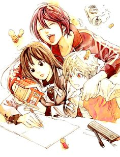 Noragami | Yeah it might just be anime or manga, but they are special to me cause of what they have taught me. Through the tears and laughter, there is a spark of life that the author creates through the characters and their stories which breathes them to life. So yes, its more than just a comic book or a cartoon to me.