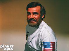 ANSA astronaut John Landon (Robert Gunner) - Planet of the Apes (1968)