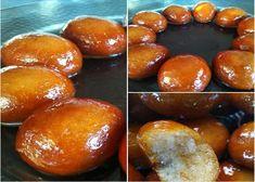 Μια συνταγή από την Ανατολή γεμάτη αρώματα και αναμνήσεις. Θα σας ταξιδέψει γλυκά. Υλικά Για την ζύμη: 1300 γρ. αλεύρι 200 γρ. λάδι ηλιέλαιο (ότι σας αρέσει) 200 γρ. ζάχαρη 250 γρ. στημένο πορτοκάλι 4 κουτ. του γλυκού γεμάτα μπέικιν... Greek Sweets, Pretzel Bites, Deserts, Food And Drink, Bread, Chocolate, Ethnic Recipes, Birds, Classic