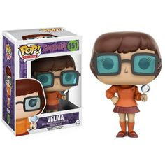 Funko Velma, Scooby-Doo!, Cartoon, Funko mania