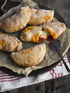 It's easier to make this family favourite than you think with our recipe for spicy sausage calzones, plus they're freezer-friendly.