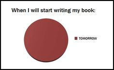 When I Will Start Writing My Book