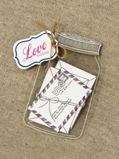Could use this for a variety of things. Love it!  Friendship Jar Tag