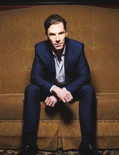 Benedict Cumberbatch for USA Today (2014)