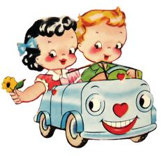 i love it when we go cruisin' together . . .