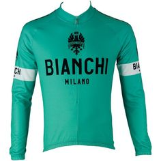 37af06fd1 Bianchi Milano Leggenda never dates and establishes itself as a go-to  choice jersey for many rides to come.