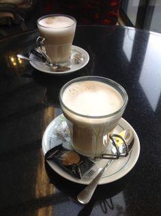Cafe de la Paix, Paris - 9th December 2013