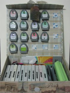 Storage for Cricut Supplies - Scrapbook.com