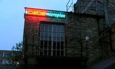 Cube Microplex, Bristol, UK.