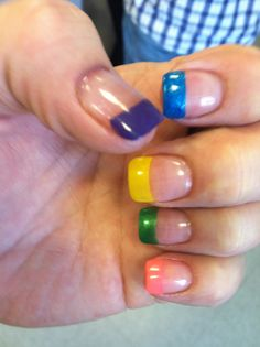 My Easter nails.