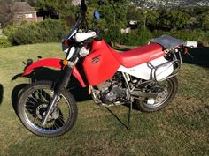 motorcycle tail bag xr650l - Google Search