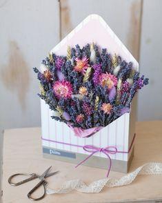 Acrylics, Floral Arrangements, Floral Design, Gifts, Lavender, Crates, Flowers, Presents, Flower Arrangement