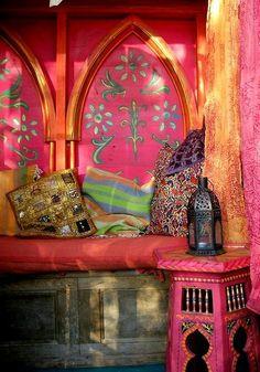 moderne marokaanse stijl
