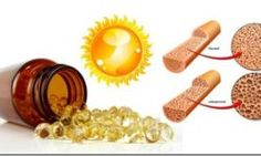 Toma  vitamina D durante 3 meses y desaparecerán todas estas enfermedades