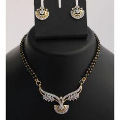 Exclusive Mangalsutra Necklace Set