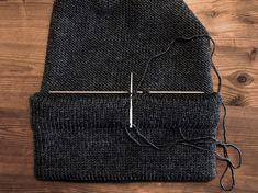 Strikkeskolens hue - FiftyFabulous Crochet Stitch, Needlework, Knitted Hats, Silk, Knitting, Fashion, Caps Hats, Tricot, Creative