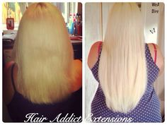 @Hairadextension using our Remy AAAA Russian Standard Micro Ring Prestige Hair Extensions #Ormskirk #Liverpool