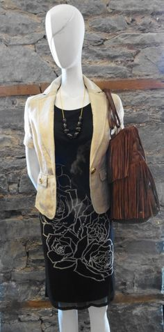 Michael Kors Jacket Frank Lyman Dress Nine West Bag