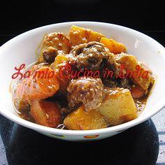 La mia cucina in India: Il curry giapponese