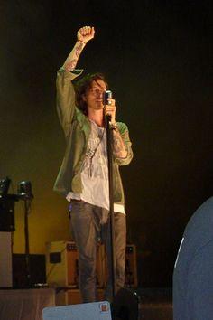 Brandon - Incubus @ Santa Barbara Bowl 7/15/11