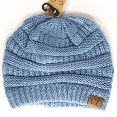 More new products to check out! Get Classic CC Beanie at http://www.beautyofasite.com/products/cc-knit-beanie?utm_campaign=social_autopilot&utm_source=pin&utm_medium=pin
