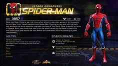 More Details On Spider-Man: Homecoming Content In Marvel Contest Of Champions