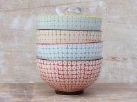 Little print bowls
