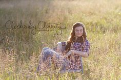 Senior ~ Clicks By Charity Photography