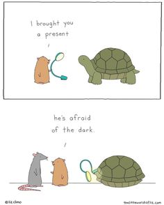 I can draw (sort of) © Liz Climo 2011 Funny Animal Comics, Cute Comics, Funny Animal Memes, Cute Funny Animals, Funny Comics, Funny Cute, Funny Jokes, Liz Climo Comics, Sheldon The Tiny Dinosaur
